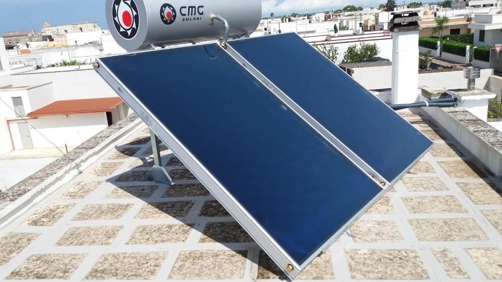 energia alternativa pannello solare