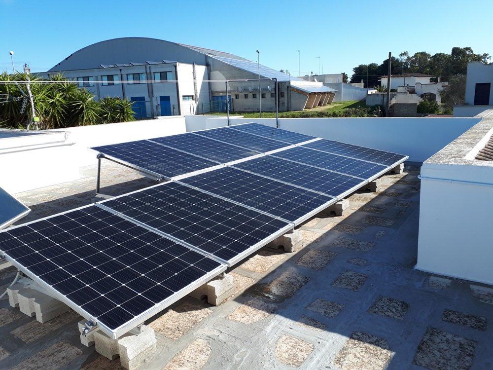 Energia impianto fotovoltaico