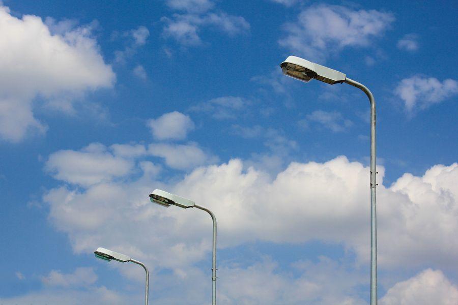 Fari pubblica illuminazione