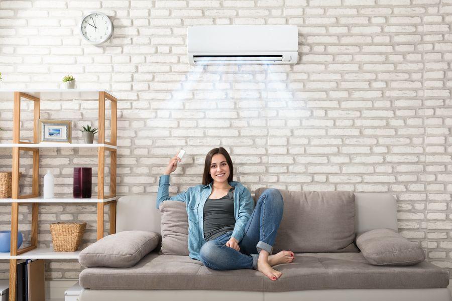 Impianto raffreddamento e riscaldamento